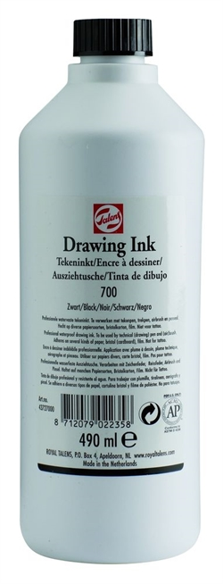 Drawing Ink - 490 ml.