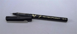 Pilot v7 Hi-Techpoint - 0.7 mm - Black