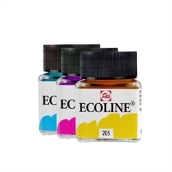 Ecoline flydende akrylmaling - 30 ml.